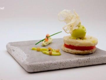 Pan con tomate, versión 2014