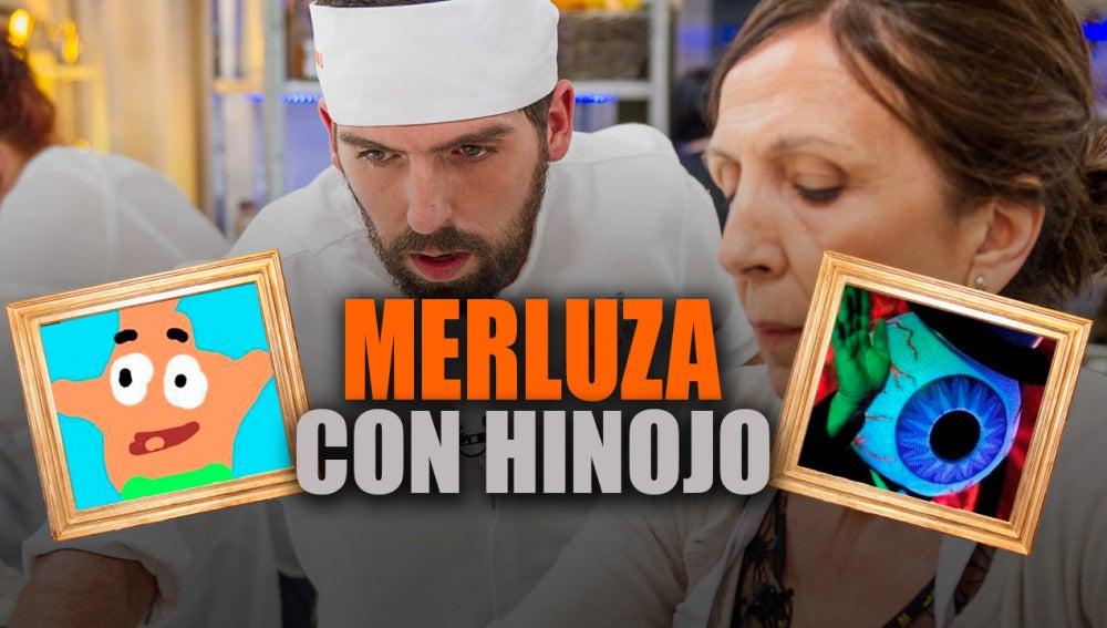 Merluza con Hinojo