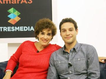 Videoencuentro Anabel Alonso y Álex Martínez