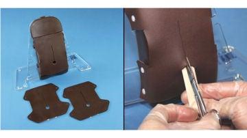 Kit de entrenamiento para aprender a identificar y operar una mutilación genital