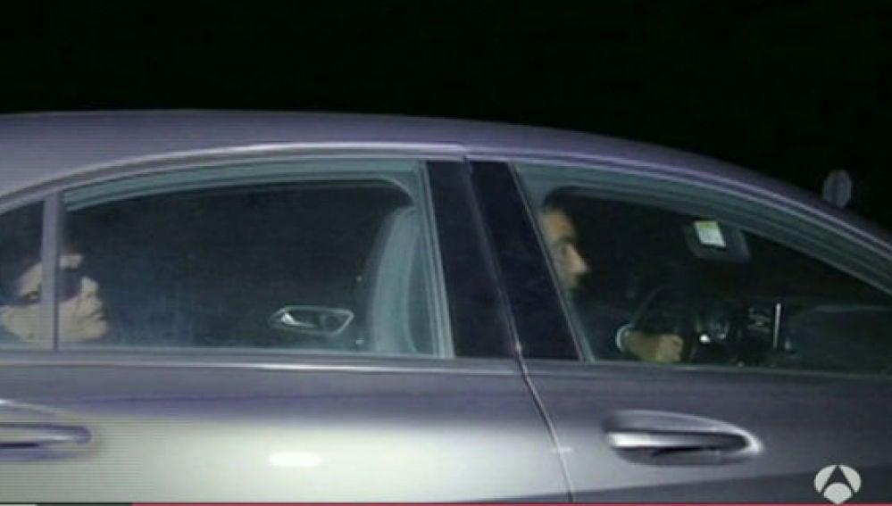 Isabel Pantoja sale de Cantora hacia prisión