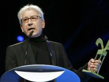 José Sacristán recoge su Ondas