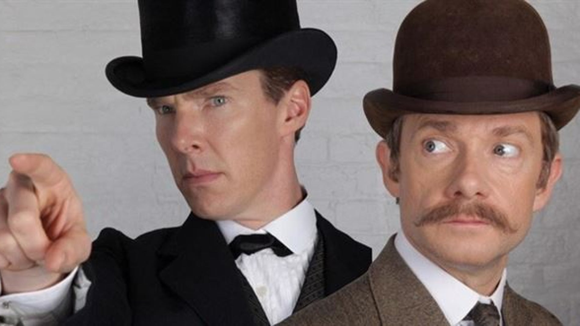 Sherlock y Watson
