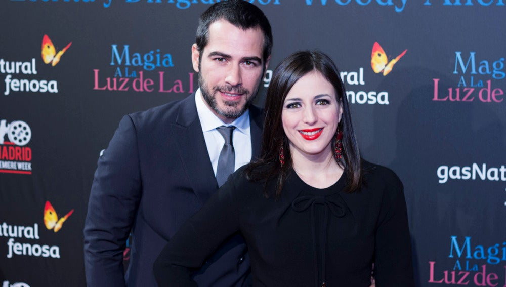 Alejandro Tous y Ruth Núñez