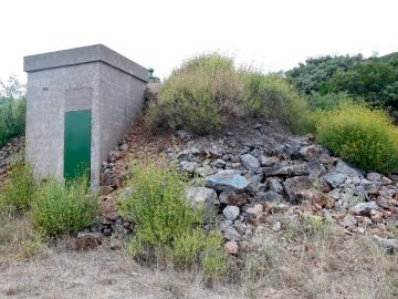 Un zulo de ETA localizado en Francia