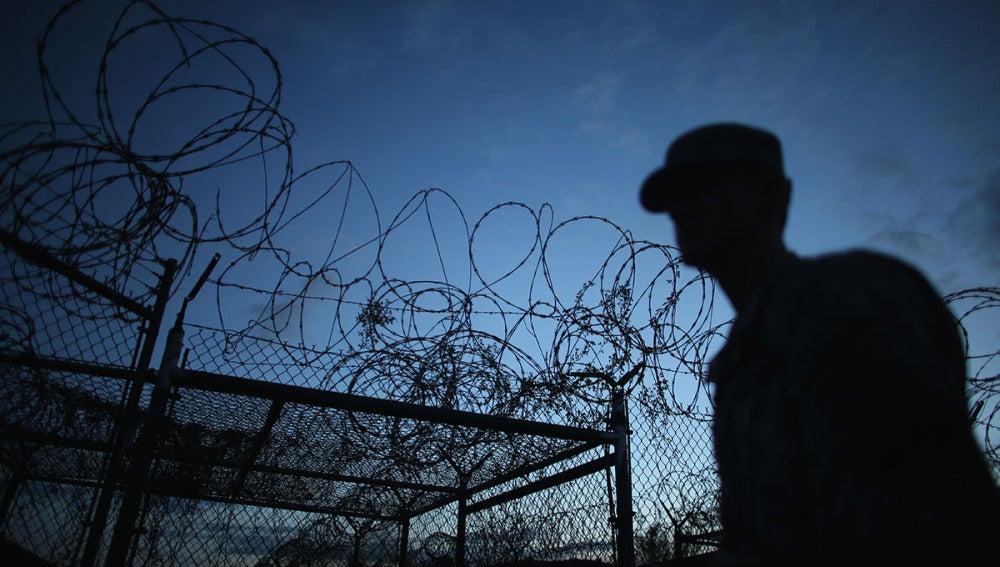 Base de Guantánamo, en Cuba