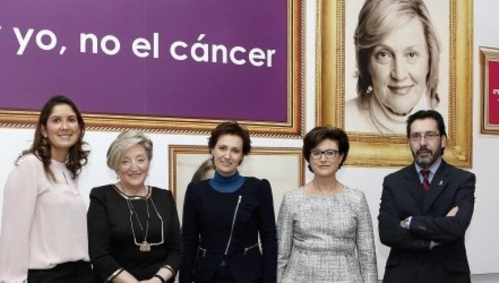 'Soy yo, no el cáncer'