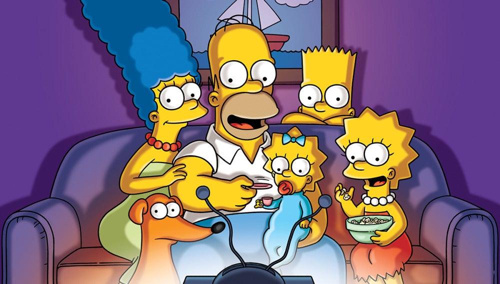 La familia Simpson Temporada 24