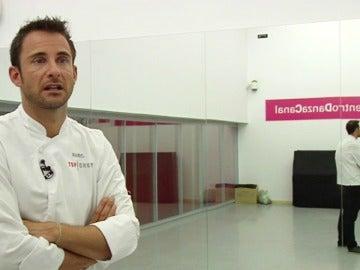 Marc de Top Chef: Ha sido duro, pero a mi no me gusta lo fácil