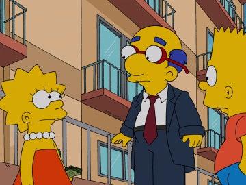 Los Simpson C521 'Pequeño gran Kirk'