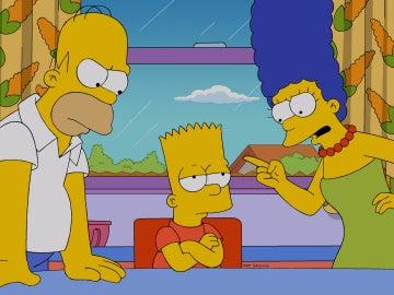 Los Simpson C522 'El abuelo seductor'