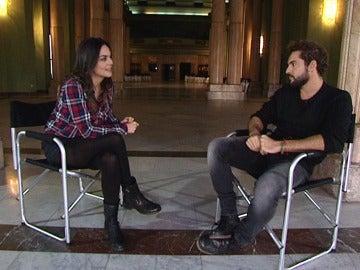 Mónica Carrillo entrevista a David Bisbal