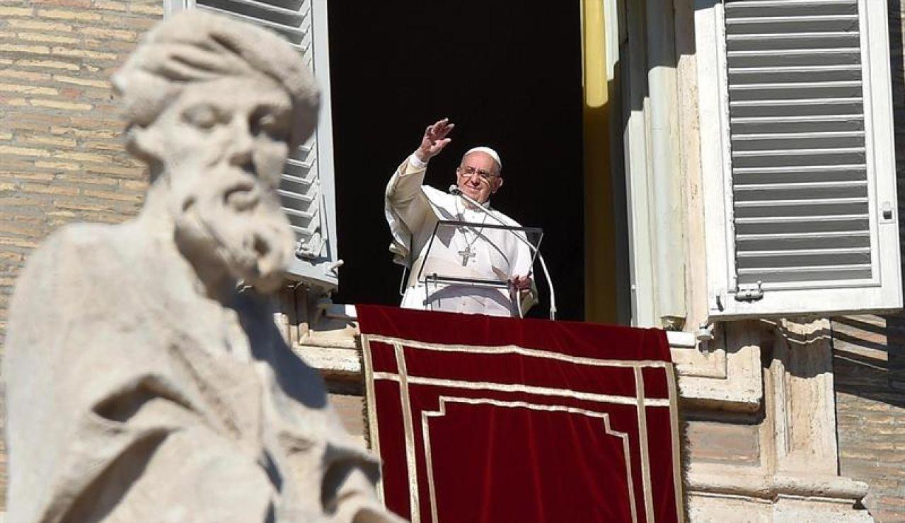 Angelus del papa Francisco en Roma