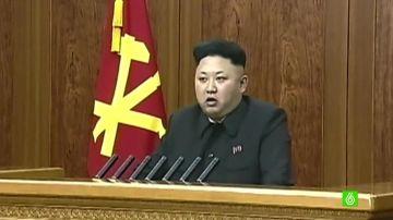 Kim Jong-Un pronuncia su discurso de año nuevo