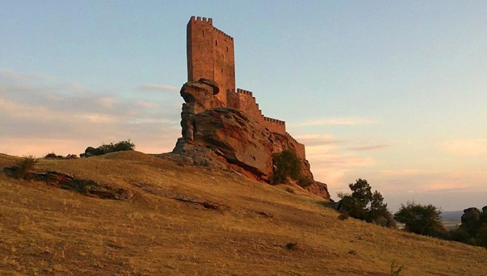 Castillo de Zafra, el tótem que emergió de la roca 9