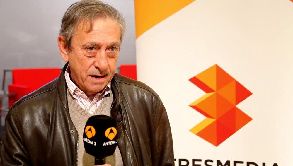 Luis Varela en Algo que Celebrar