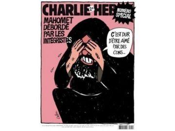 Las portadas de la polémica de Charlie Hebdo