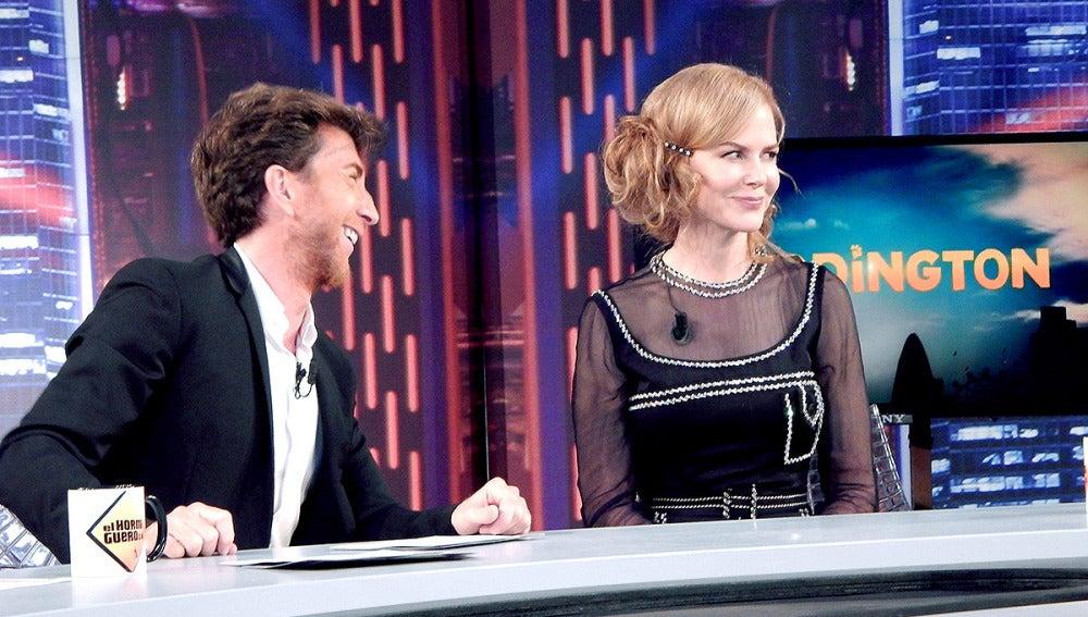 Nicole Kidman en El Hormiguero 3.0