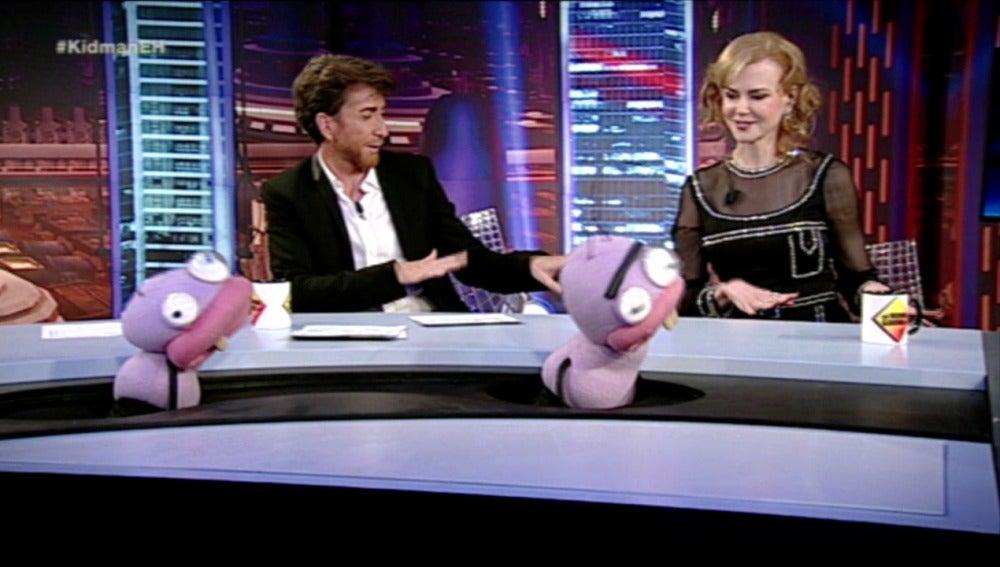Trancas y Barrancas con Nicole Kidman en El Hormiguero 3.0