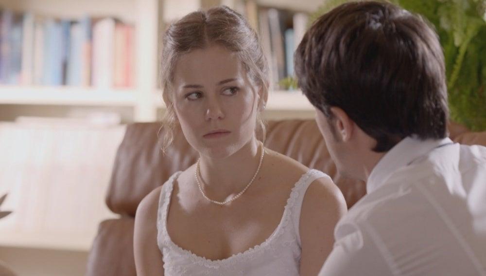 "Santi a Rose: ""Desde que estoy contigo soy mejor"""
