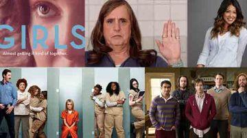Nominaciones comedia | Globos de Oro
