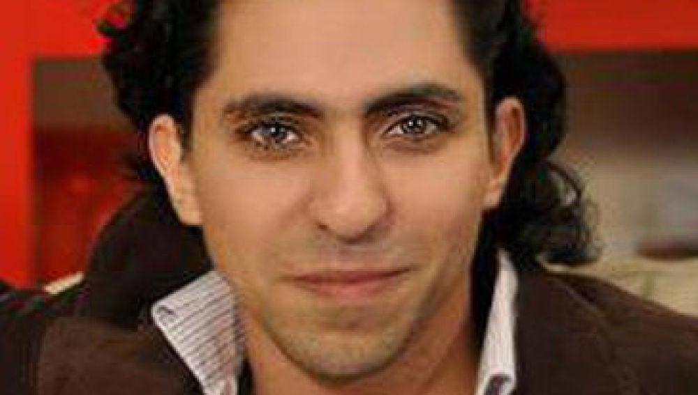 Raef Badaui, fundador del foro en internet Red Liberal Saudí