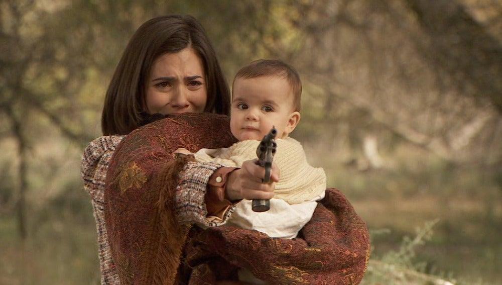 """María dispara a Francisca; """"No puedo perdonarla"""""""