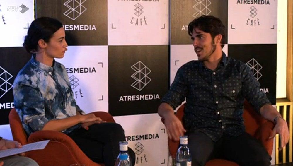 Videoencuentro con Javier Hernández y Sara Rivero