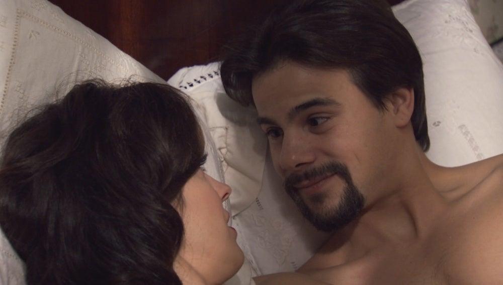 Ismael propone matrimonio a Cristina