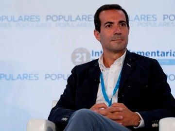 Salvador Victoria, número dos de Ignacio González