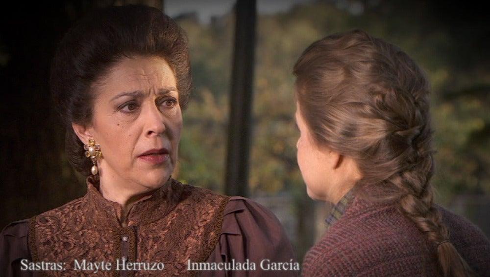 Avance Puente Viejo C993 - Francisca conocía a la madre de Severo