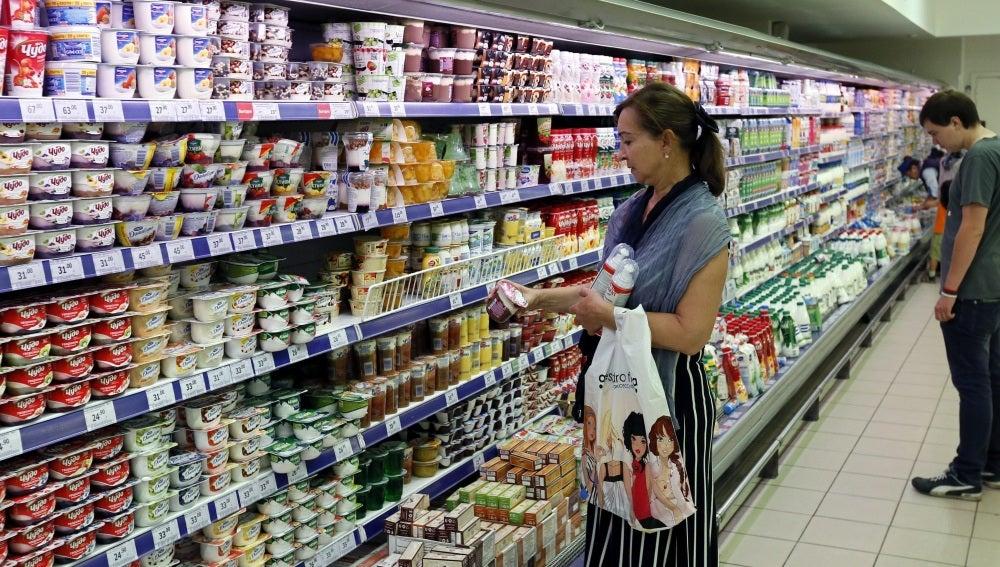 Supermercado de Moscú