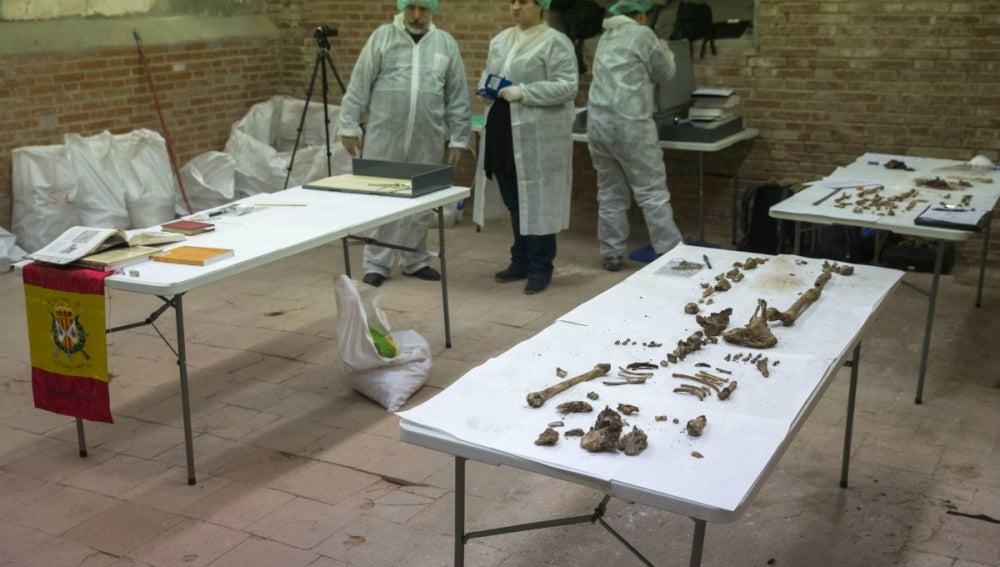 Búsqueda de los restos óseos de Miguel de Cervantes