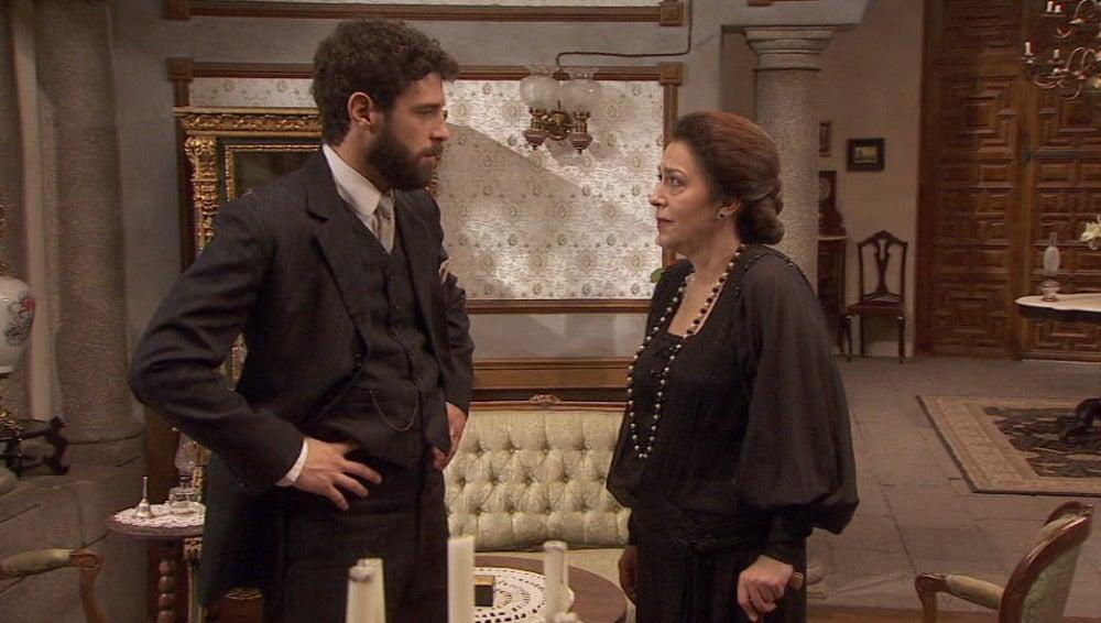 Puente Viejo C996 - ¿Es Bosco feliz con su mujer?