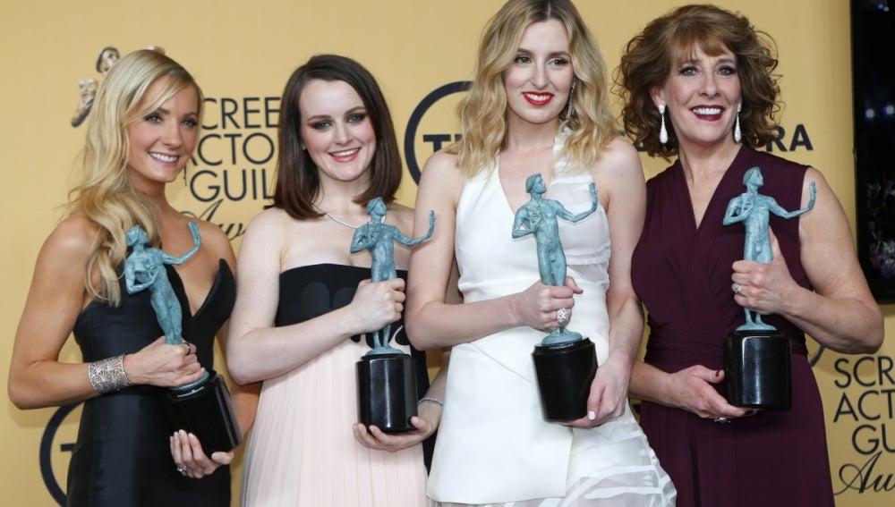 Downton Abbey, mejor elenco dramático en los SAG Awards