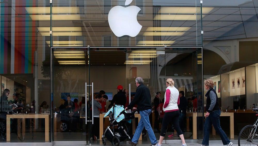 Tienda de Apple en San Francisco