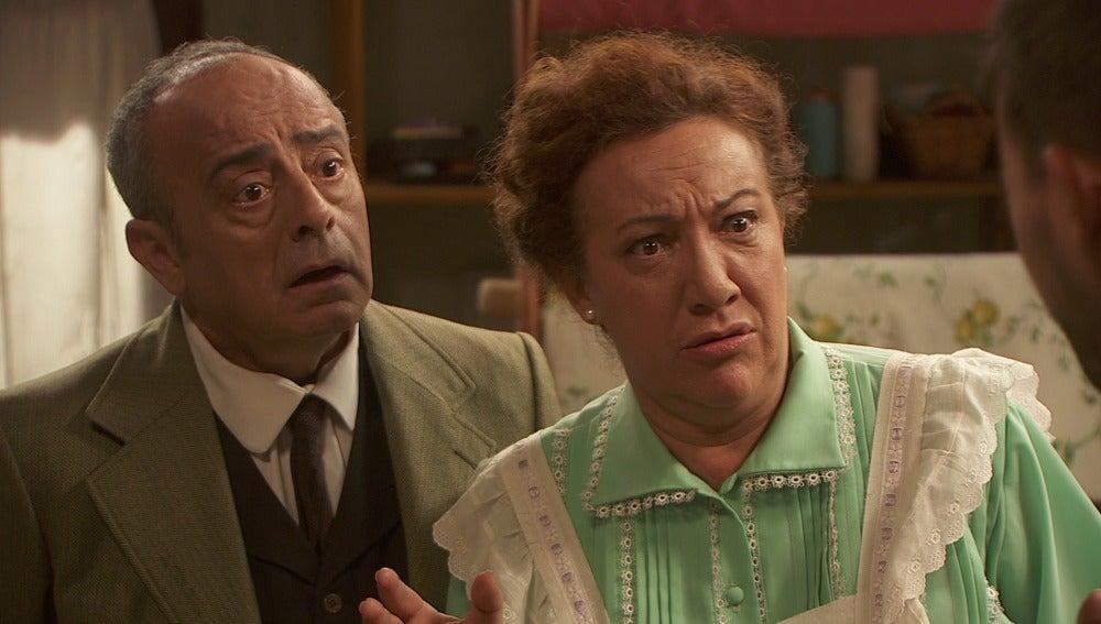 Pedro y Dolores