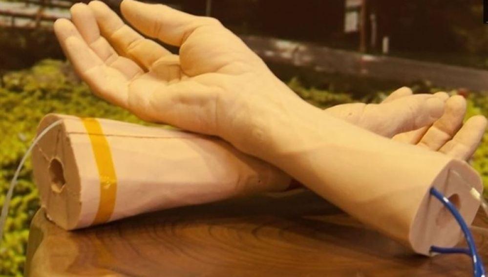 Piel humana sintética para luchar contra el cáncer