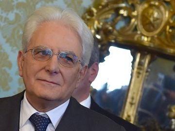 Sergio Mattarella, elegido presidente de Italia por mayoría absoluta