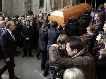 Último adiós a José Manuel Lara