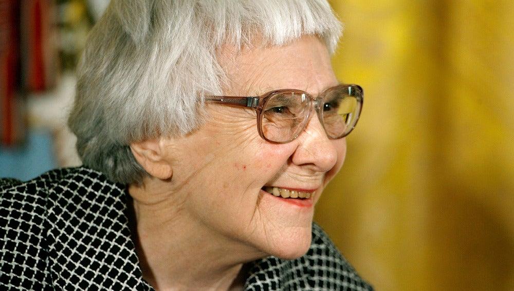 Harper Lee, en una imagen de 2007