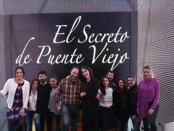 Así fue el evento fan en el Atresmedia Café de los mil capítulos de El secreto de Puente Viejo