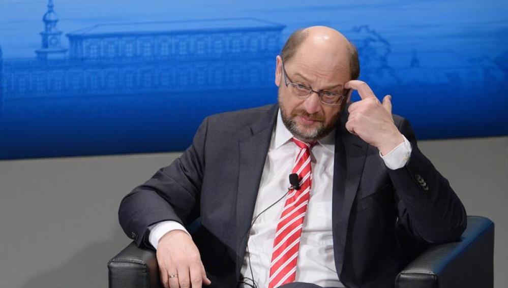 Schulz en la Conferencia de Seguridad de Múnich
