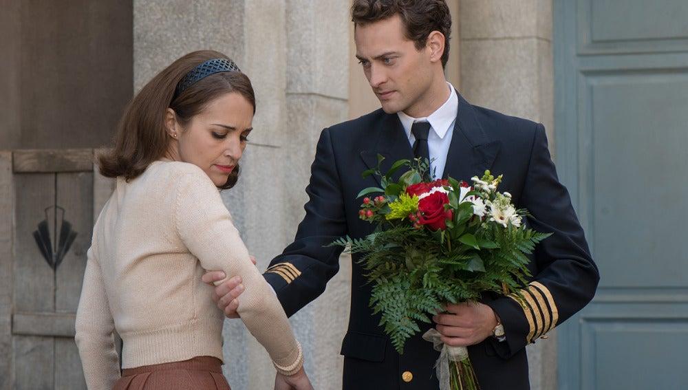 Carlos no acepta su ruptura con Ana