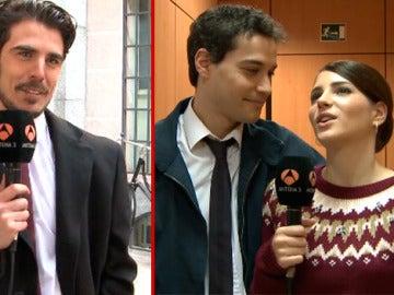 Descubre cómo sorprenderían nuestros personajes de 'Amar' por San Valentín