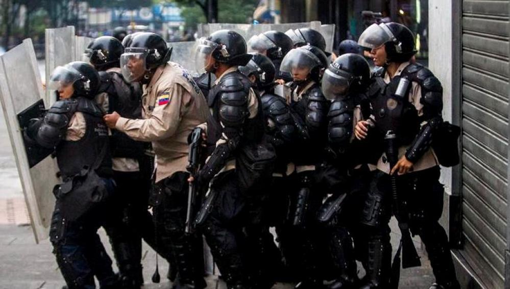 Vuelve la sangre a las calles de Venezuela
