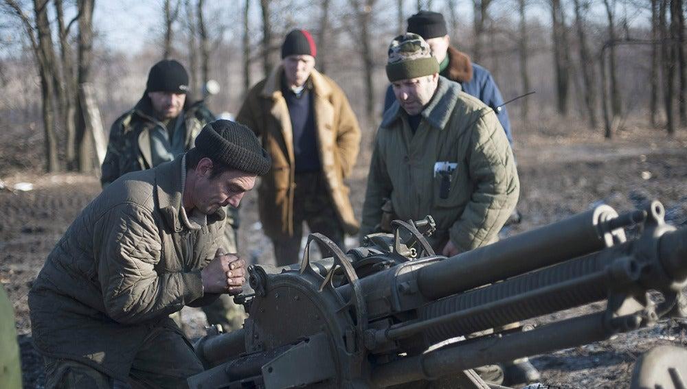 Al menos 18 civiles muertos en Ucrania