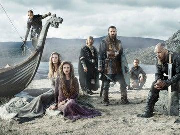 Tercera temporada de 'Vikingos'