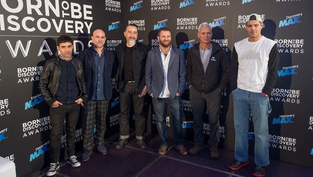 I Edición de los 'Born To Be Discovery Awards'