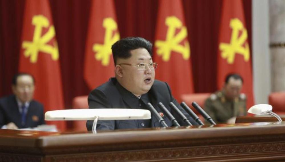 Última imagen del líder norcoreano Kim-Jon-un.